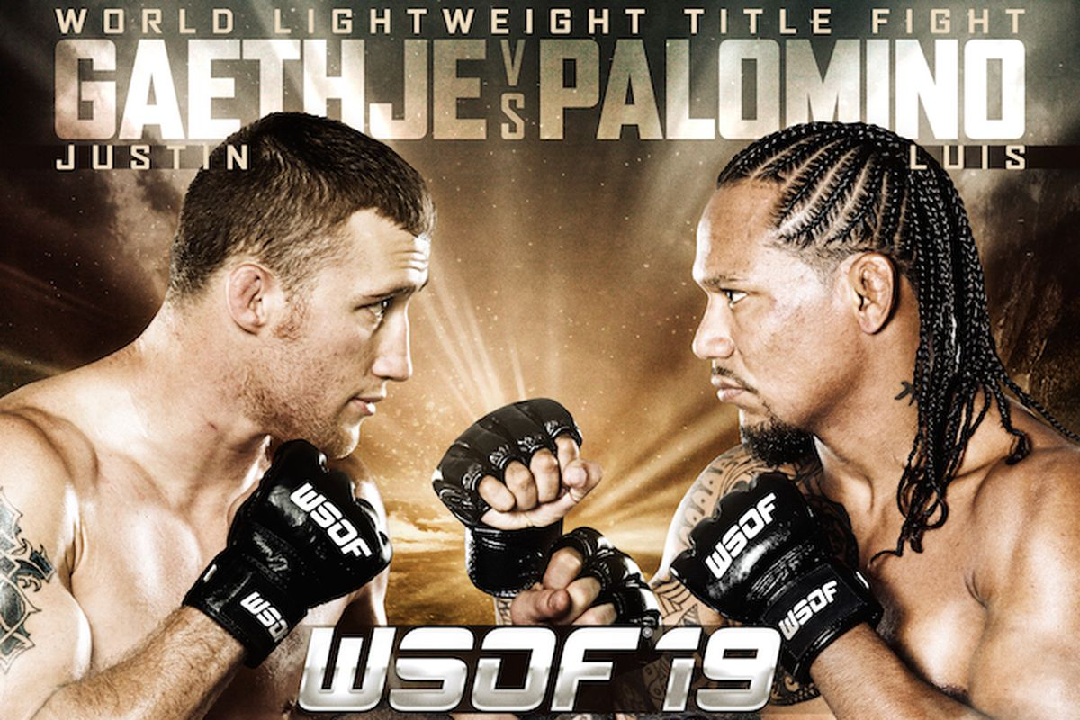 Justin Gaethje is ready for Luis Palomino on March 28th.