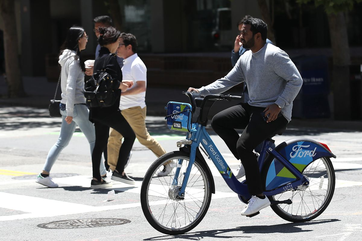 The Company Also Added E Bikes To Berkeley Emeryville Oakland And San Jose