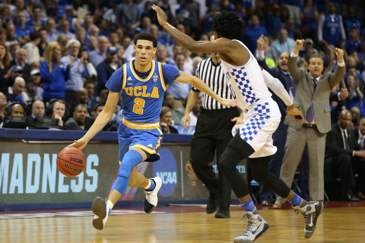 NCAA Basketball: NCAA Tournament-South Regional-Kentucky vs UCLA
