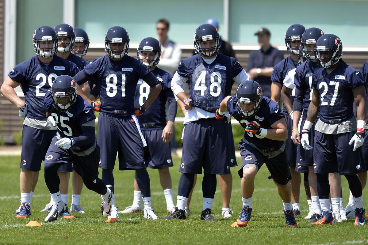 Chicago Bears Rookie Minicamp