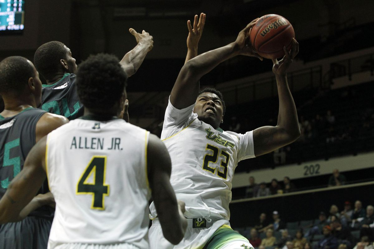Chris Perry and Corey Allen Jr. (good) vs. FAMU (bad) in a game USF could have lost (ugly).