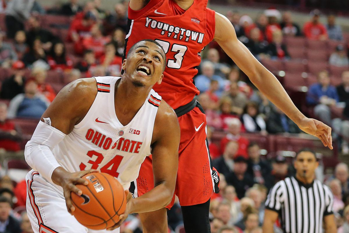 NCAA Basketball: Youngstown State at Ohio State