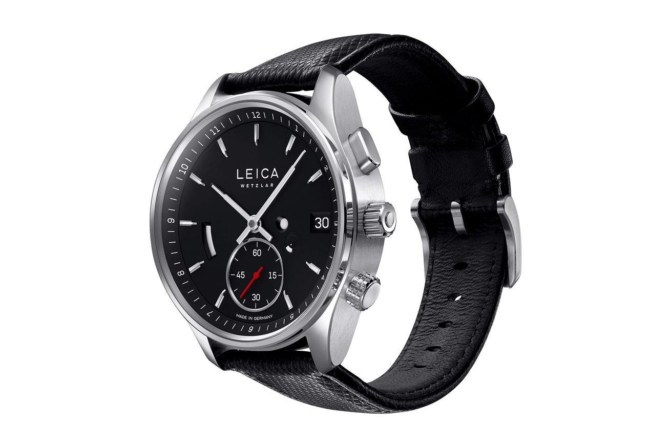 leica s first watches are more than mere marketing
