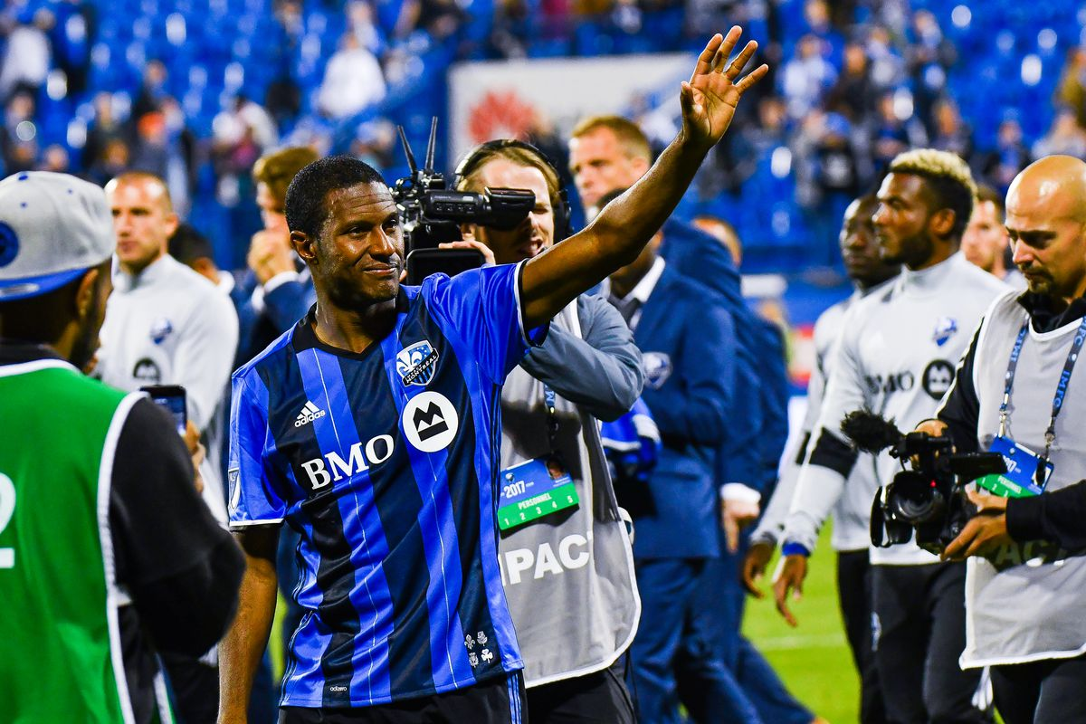 SOCCER: OCT 22 MLS - NE Revolution at Montreal Impact