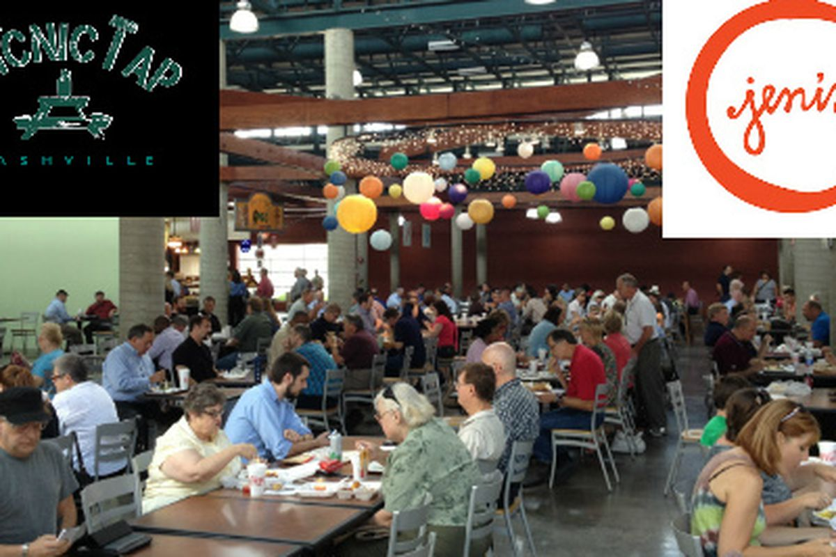 Changes Are Afoot At The Nashville Farmers Market Particularly In House Property S Onsite Collection Of Restaurants And