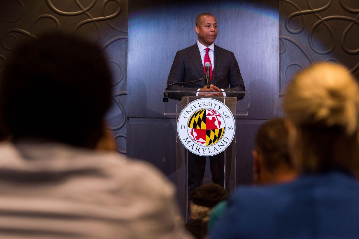 News: University of Maryland Press Conference