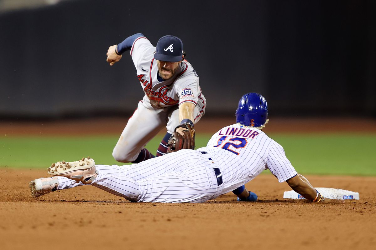 Atlanta Braves v New York Mets - Game Two