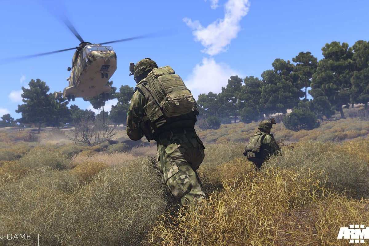 Arma 3 expands in-game editor to add scenario sharing - Polygon