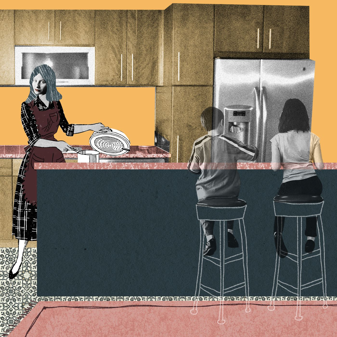 Designing the perfect kitchen island - Curbed