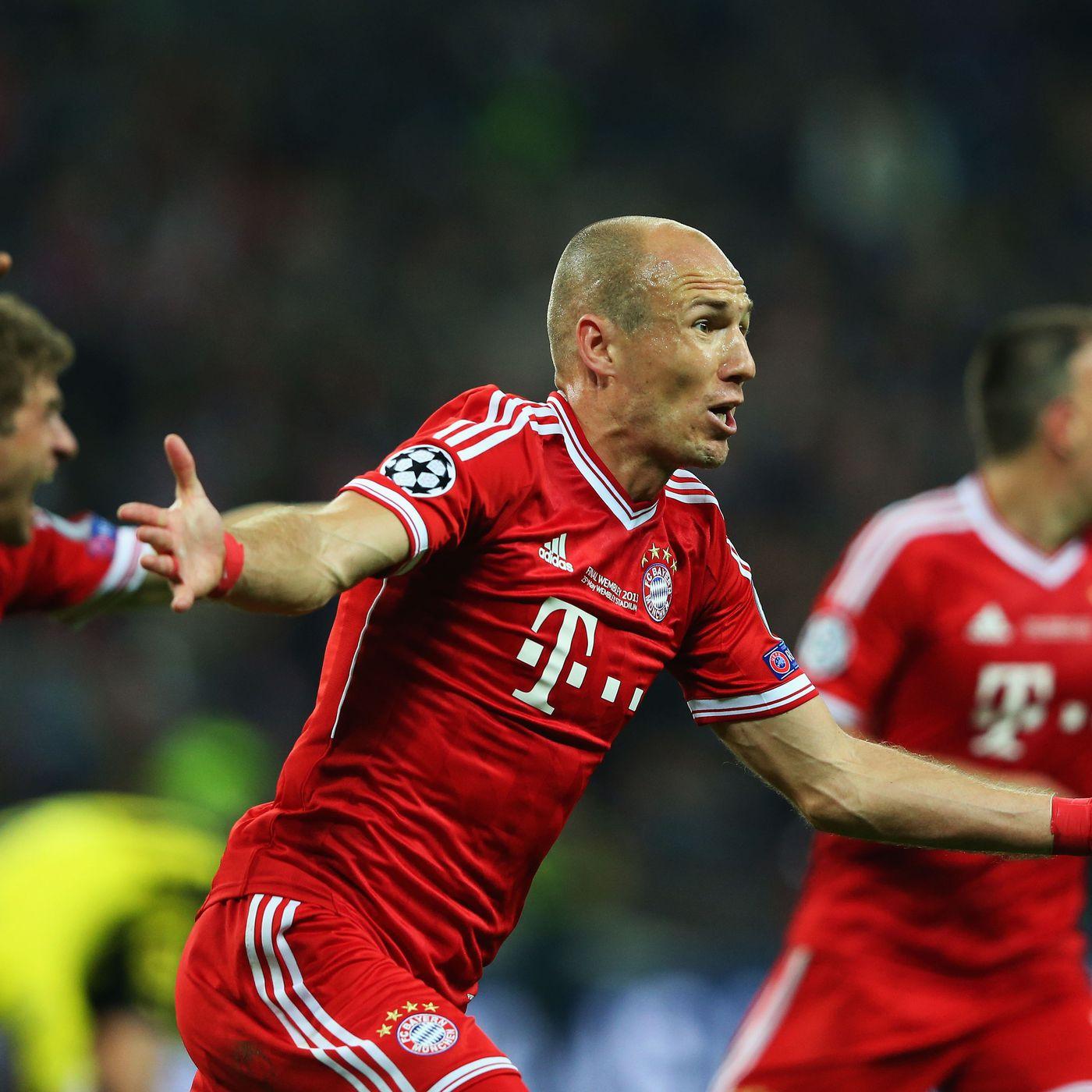 Borussia Dortmund Vs Bayern Munich 2013 Uefa Champions League Final Robben Wins It For Bayern Sbnation Com