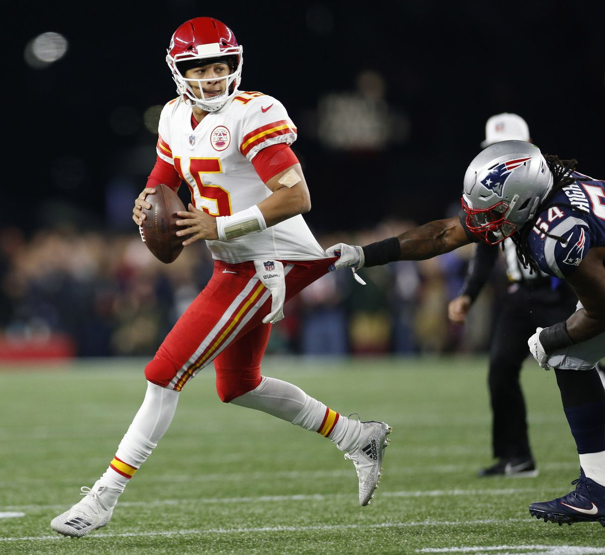 Patriots Beat Chiefs While Brady Mahomes Is A Draw Five Hot Takes