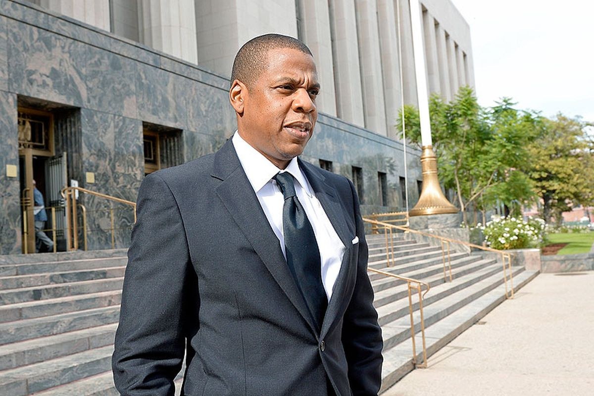 Jay Z is being sued for using the Roc Nation logo on merchandise ...
