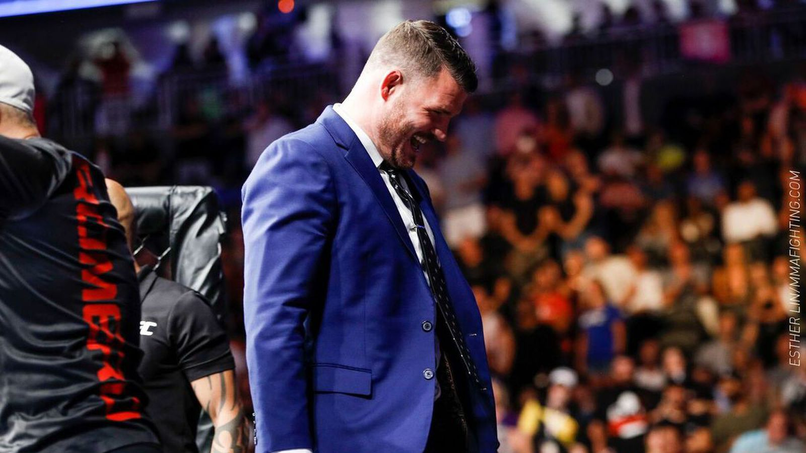 Chris Weidman might attend UFC 214 just to slap 'idiot' Michael Bisping for insulting his dad