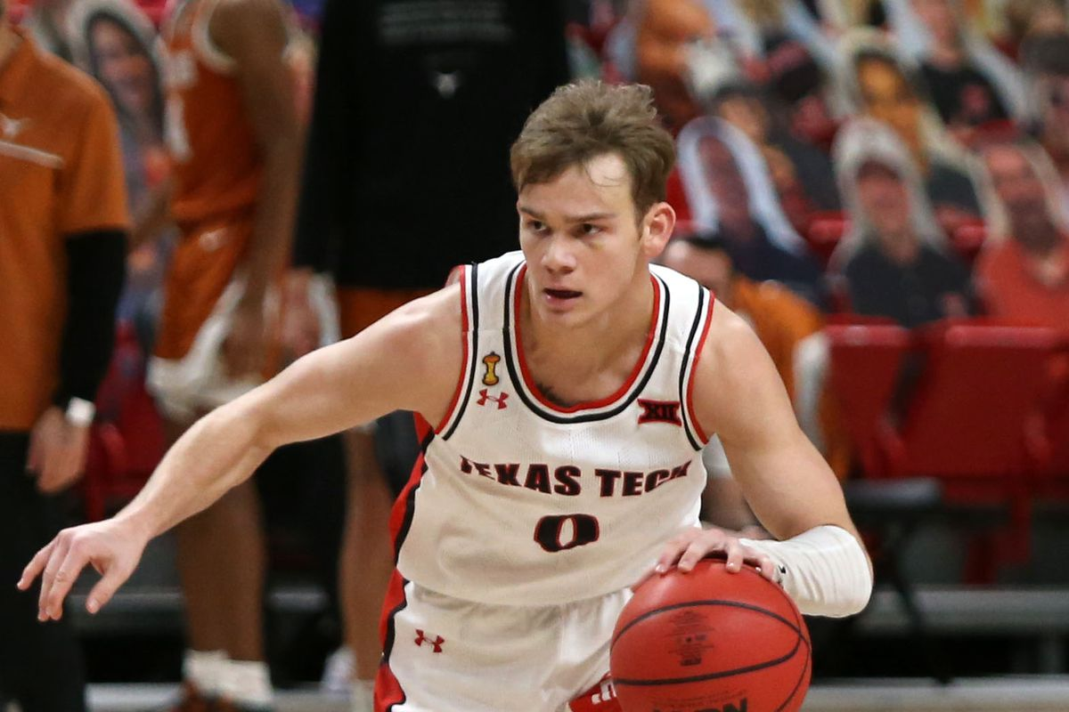 Texas Tech Red Raiders guard Mac McClung during the game against the Texas Longhorns at United Supermarkets Arena.