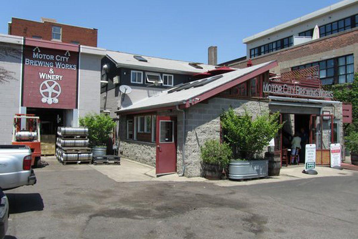 Motor City Brewing Works.