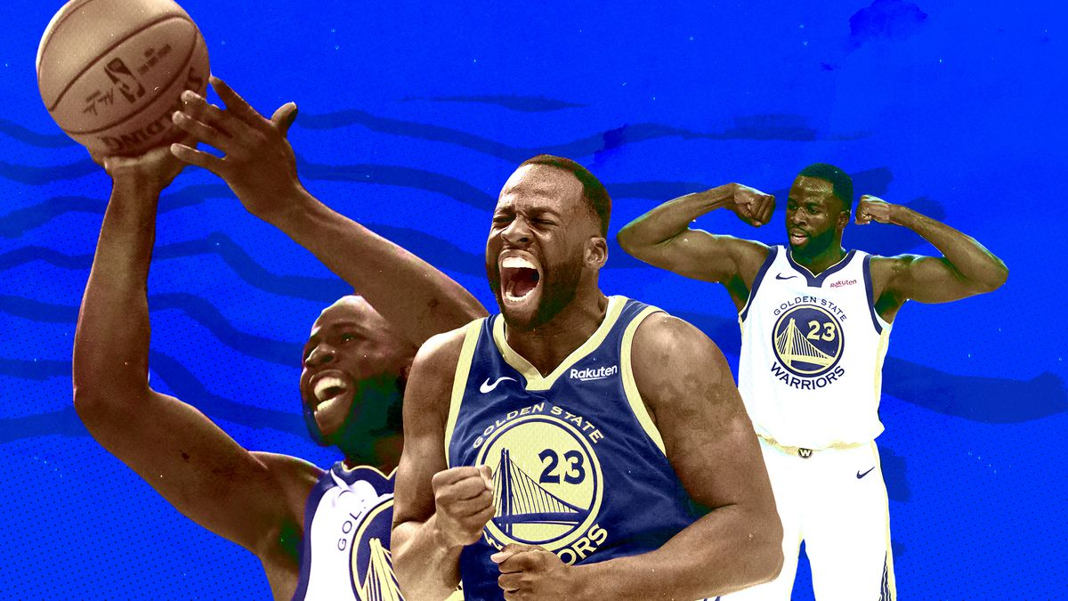 fd2f07af What's next for Draymond Green? Not even he really knows his future ...