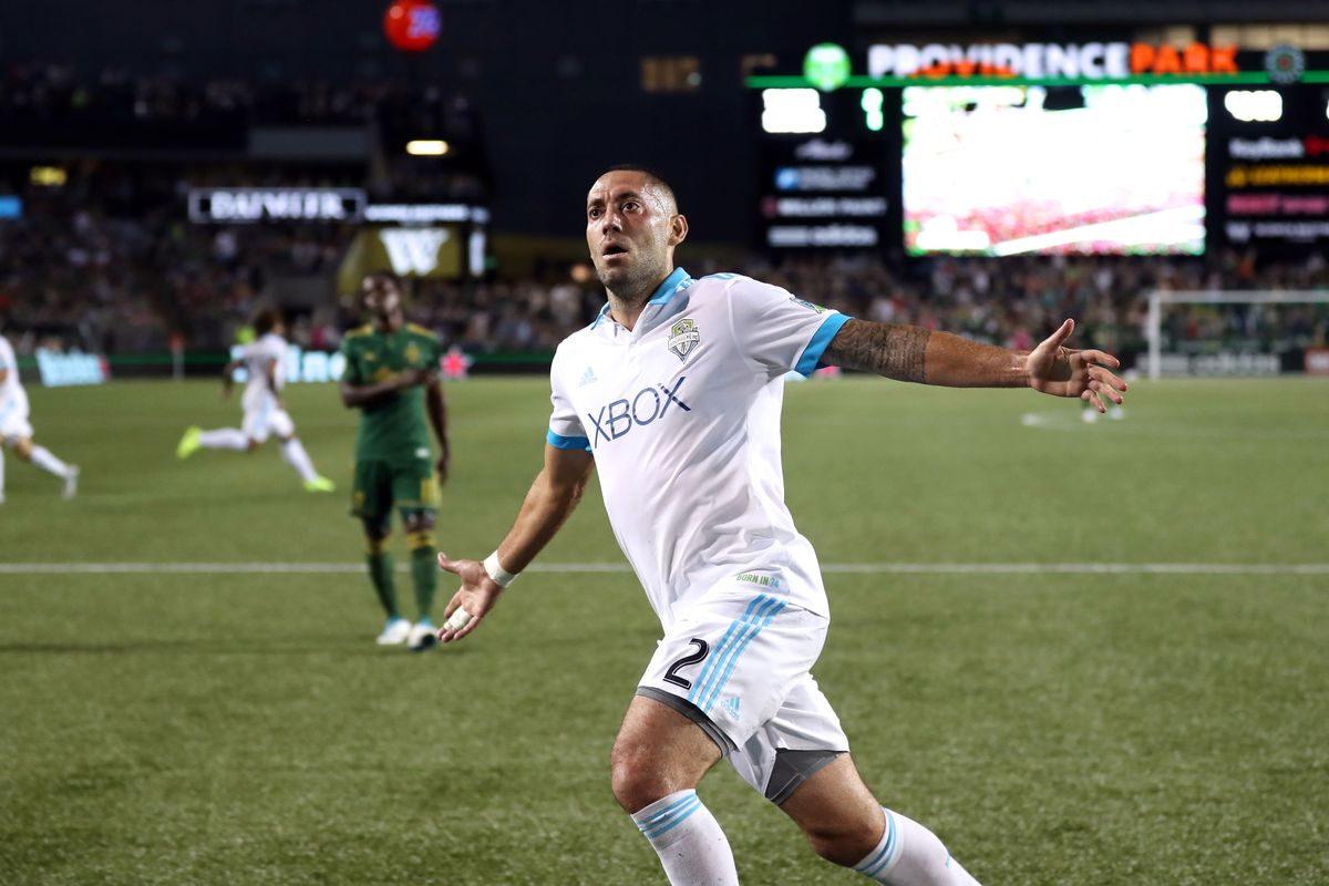Dempsey's equalizer was dramatic. A 10-man Sounders comeback in Texas was epic.