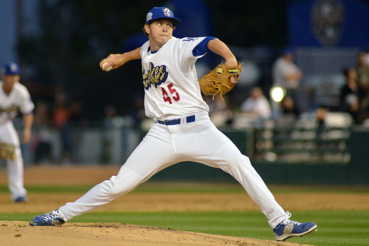 Scott Barlow struck out 11 in the Quakes' Game 2 win on Friday night.