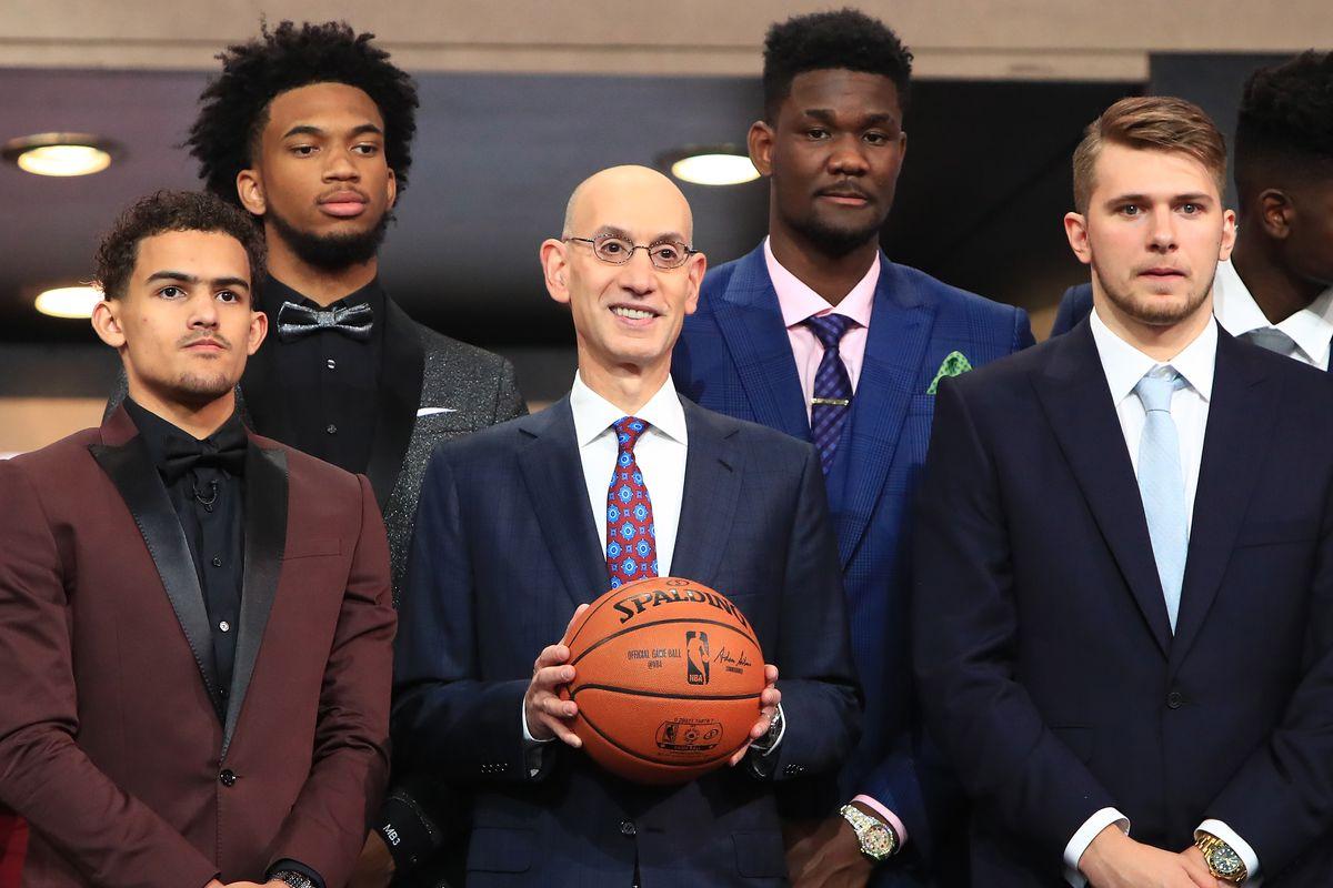 3e4dcd3296e NBA Draft 2018  Luka Dončić unlikely to play in Las Vegas Summer League