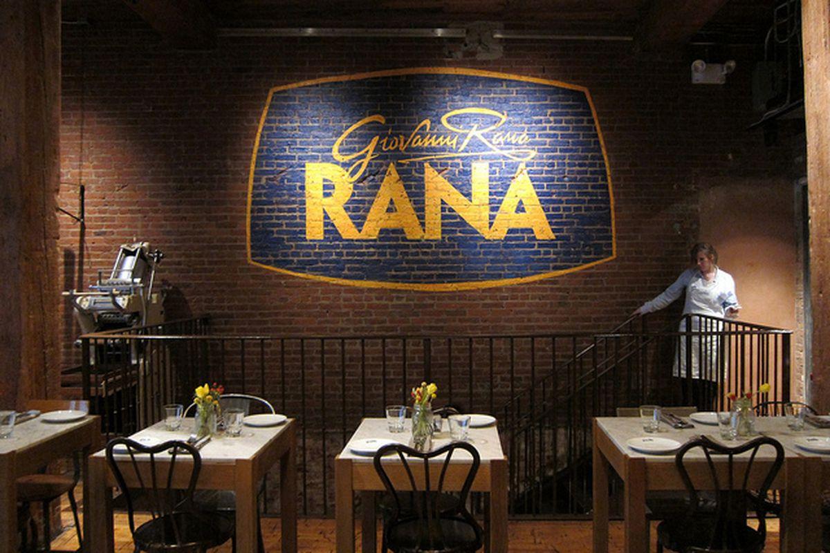 Giovanni Rana, NYC