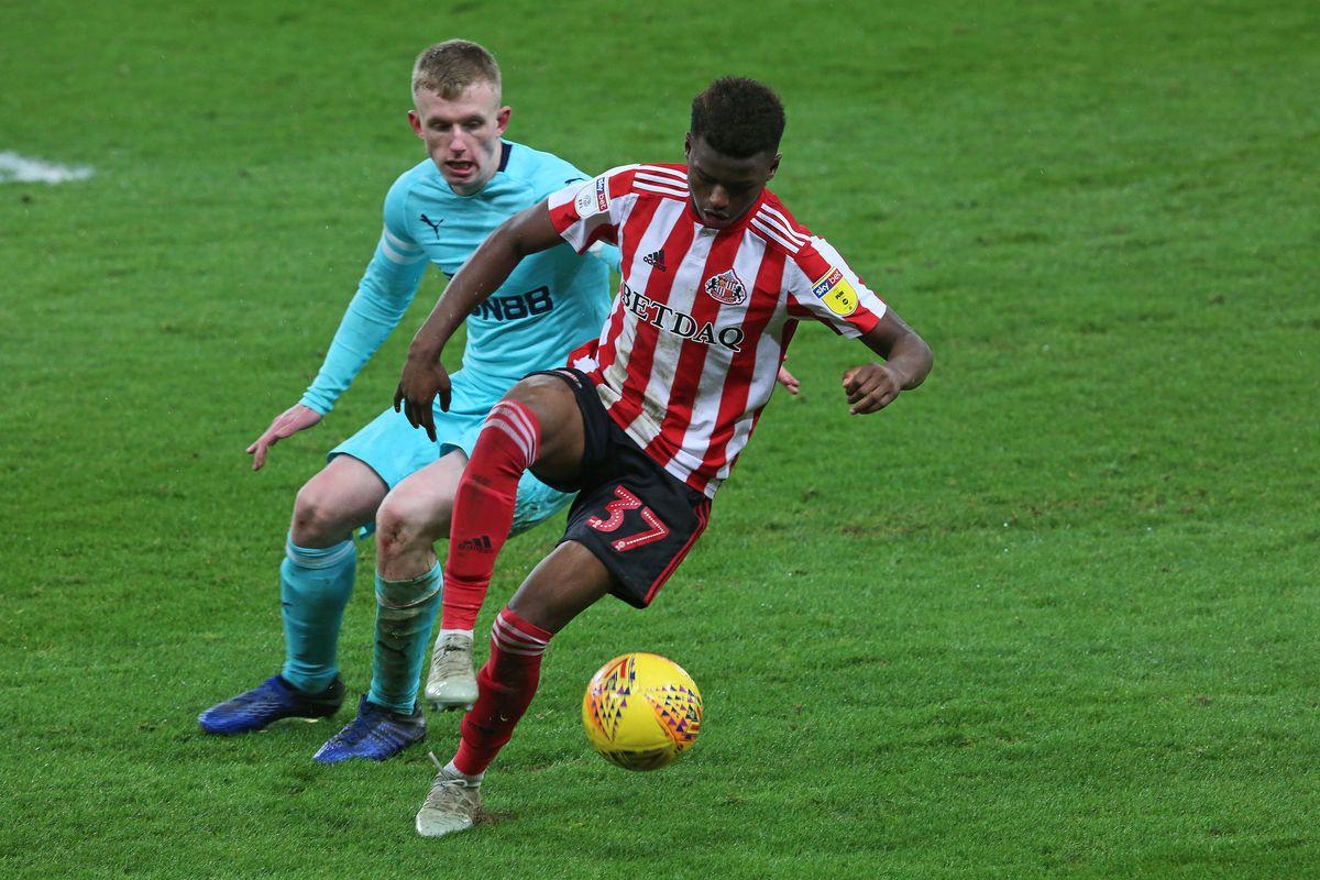 Sunderland v Newcastle U21: Checkatrade Trophy