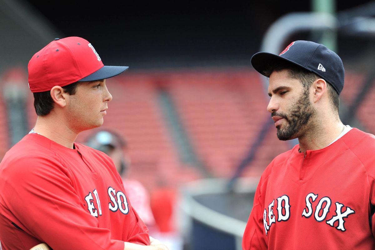 MLB: Seattle Mariners at Boston Red Sox