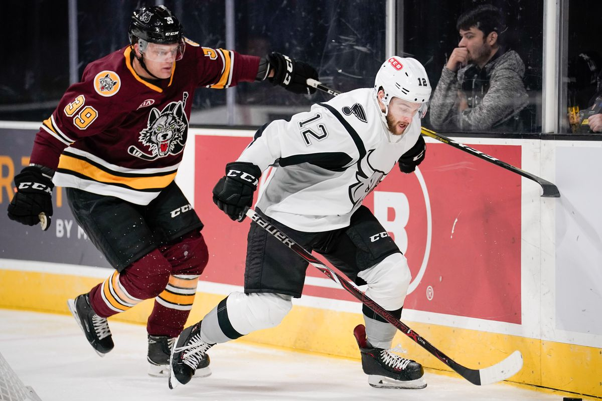 The AHL plans to open its 2020-21 on Dec. 4.