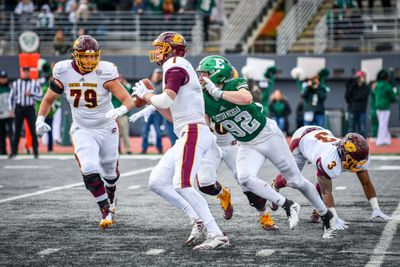 COLLEGE FOOTBALL: NOV 03 Central Michigan at Eastern Michigan