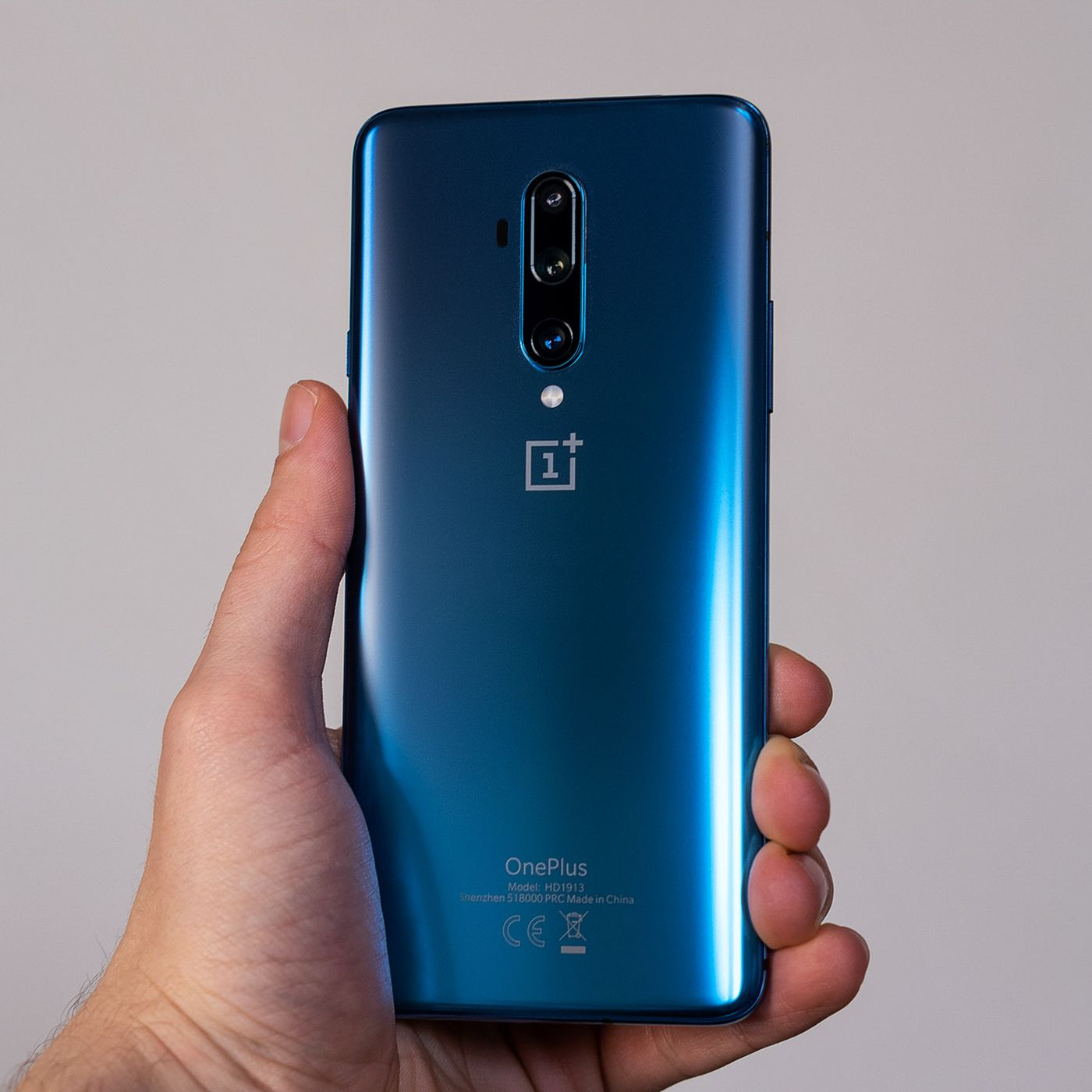 OnePlus keeps all the great features of its last flagship, doesn't add much else.