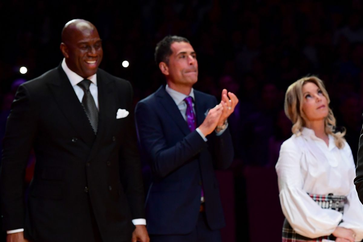 Lakers Trade Rumors: Magic Johnson didn't tell Jeanie Buss the full extent of what he was offering for Anthon…