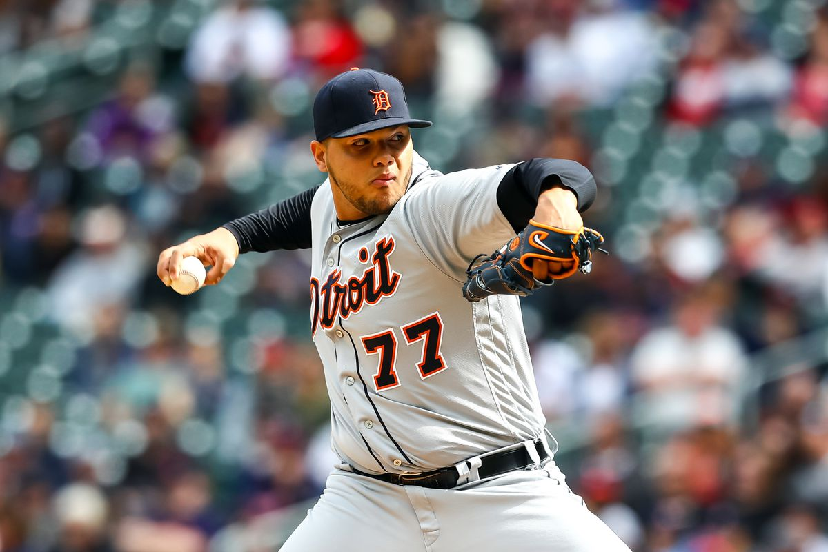 MLB: Game One-Detroit Tigers at Minnesota Twins