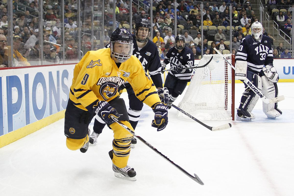 Full Ncaa Hockey Tournament Predictions Who S Going To Tampa Bc