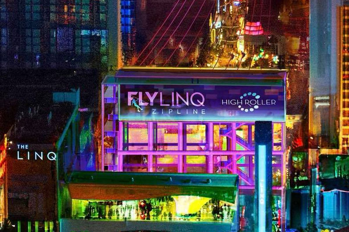 Image result for fly linq las vegas