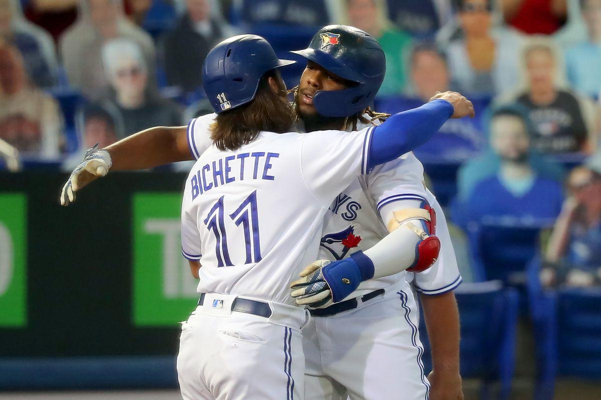 MLB: APR 27 Nationals at Blue Jays