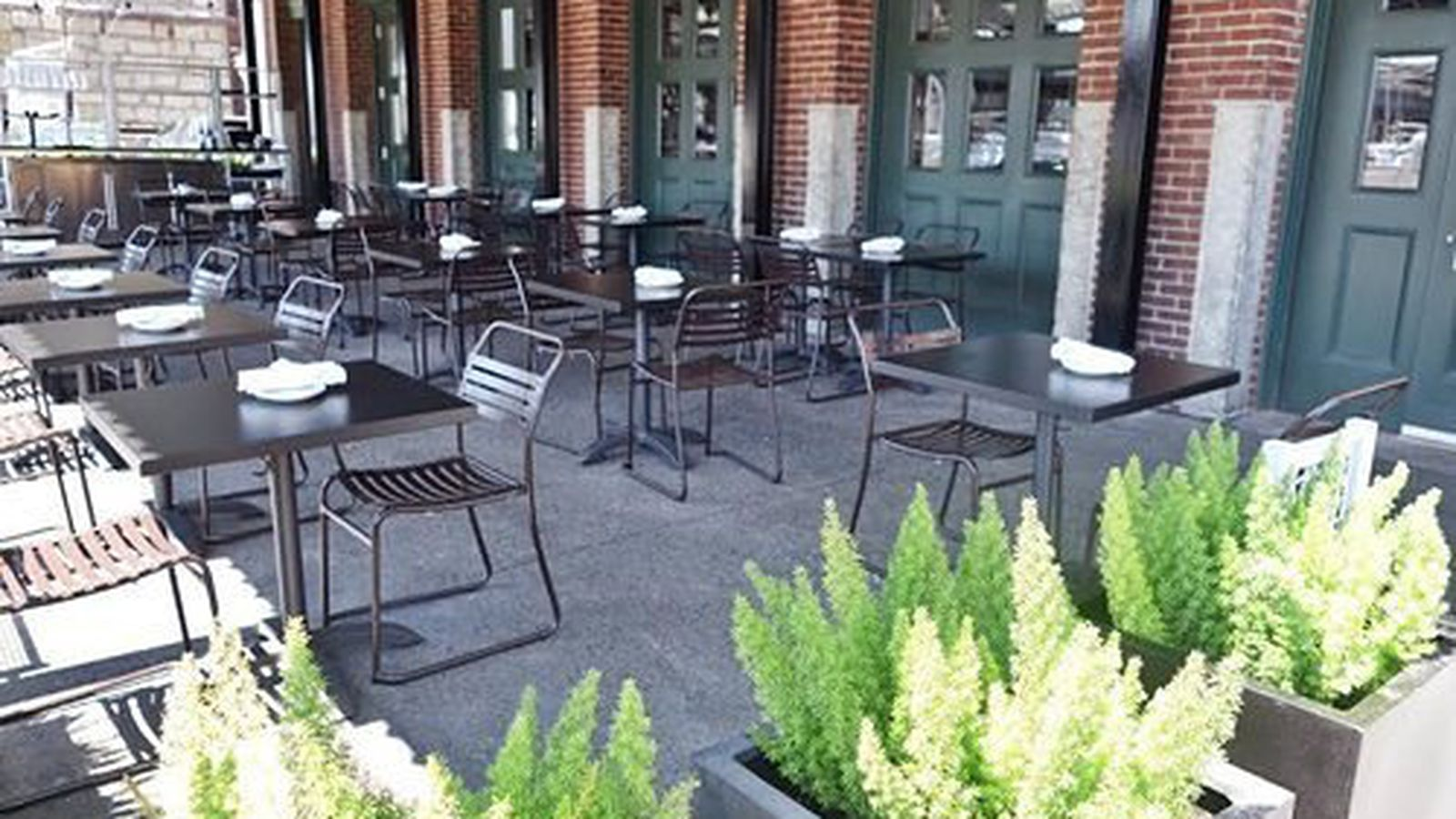 Row 34 Makes Your Summer Better by Opening a Patio - Eater Boston