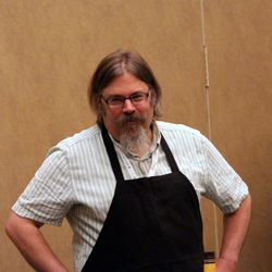 Cocktail guru David Wondrich.