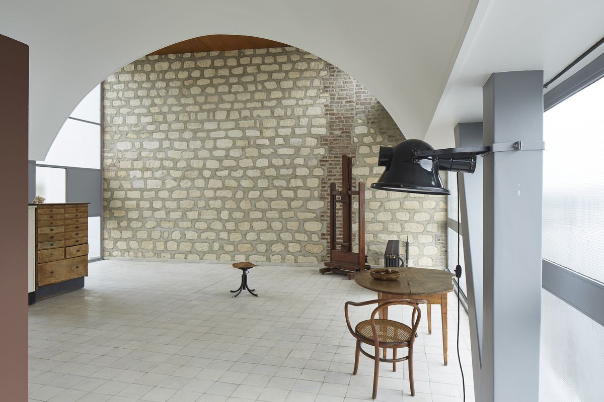 Visit Le Corbusier S Paris Apartment And Studio Curbed