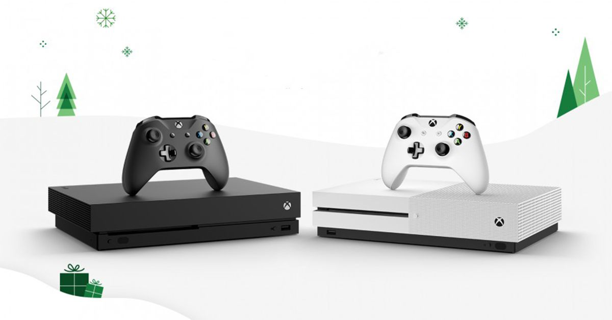Xbox One X and Xbox One S consoles and bundles are $100 off