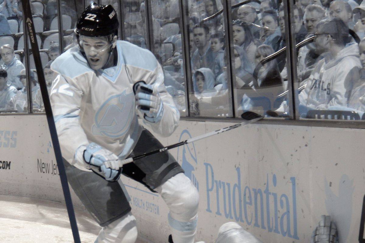 Could Eric Gelinas be jeopardizing his future in the black and red?