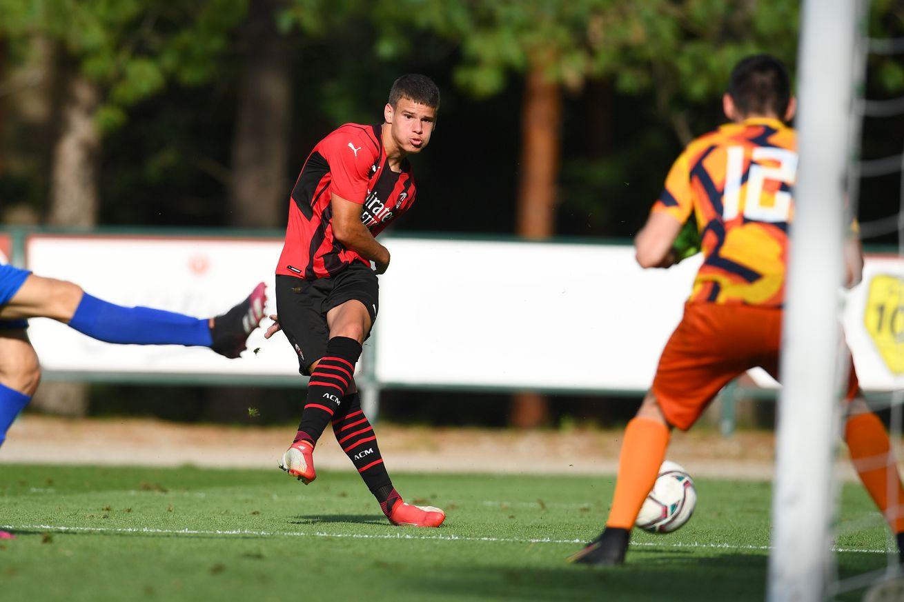 AC Milan Beat Pro Sesto 6-0 In First Pre Season Game For 2021/22