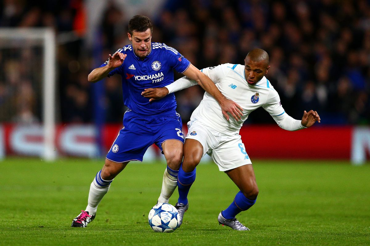 Chelsea vs. FC Porto, Champions League: Half-time report - We Ain't Got No  History