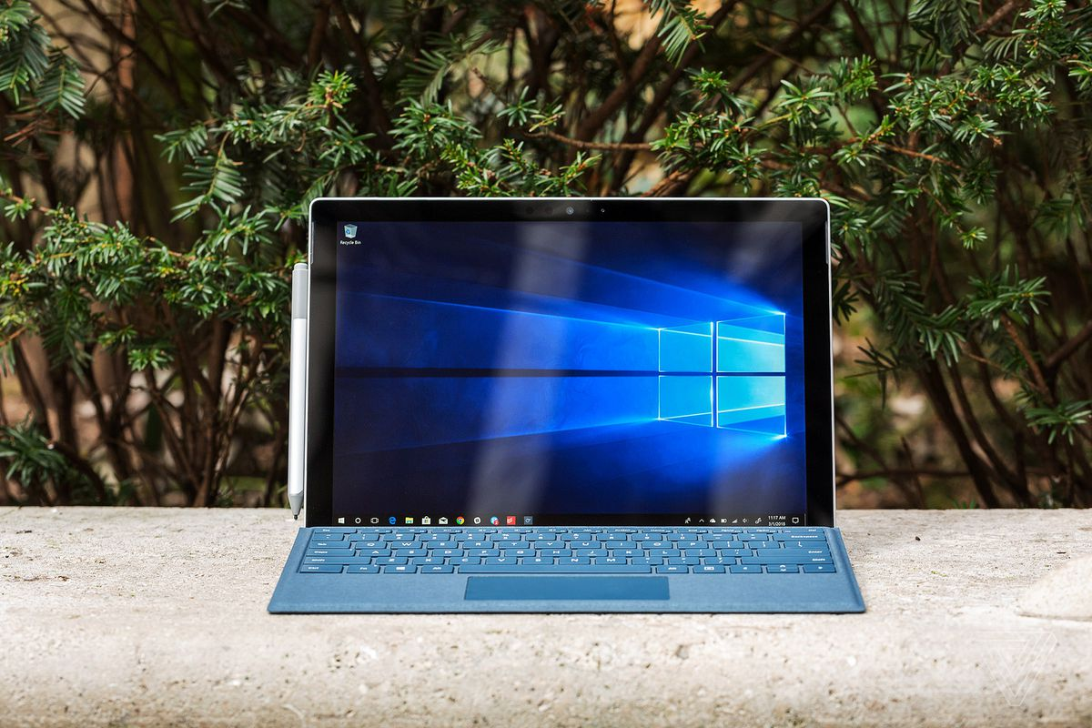 Microsoft's latest Surface Pro firmware update fixes Surface