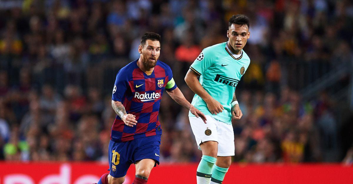 Lionel Messi wants Neymar and Lautaro Martinez at Barcelona thumbnail