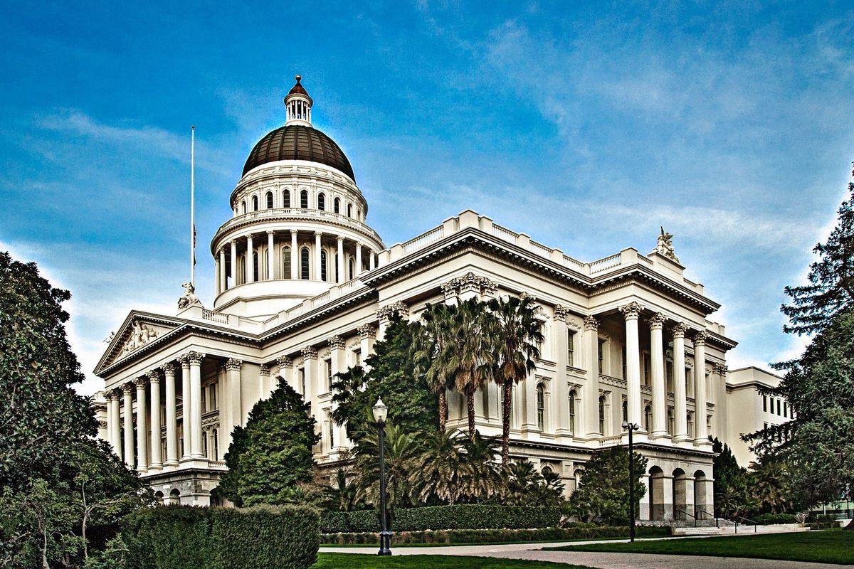 California's super-polarized state house.