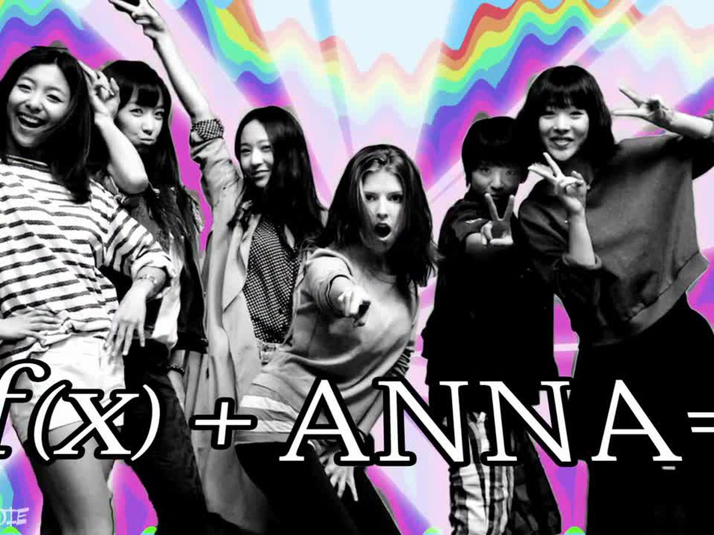Anna Kendrick Goes K Pop With Fx Funny Or Die