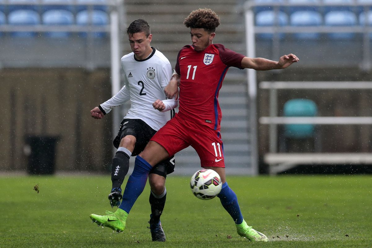 England U17 vs Germany U17, Algarve Cup U17
