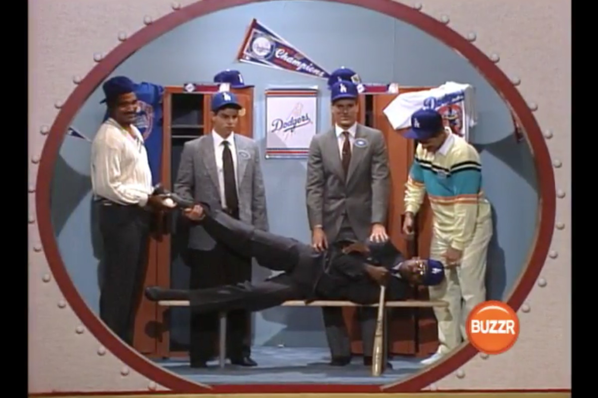 c58cd8a4819 Classic episodes of Family Feud to feature the 1988 Dodgers on BUZZR ...