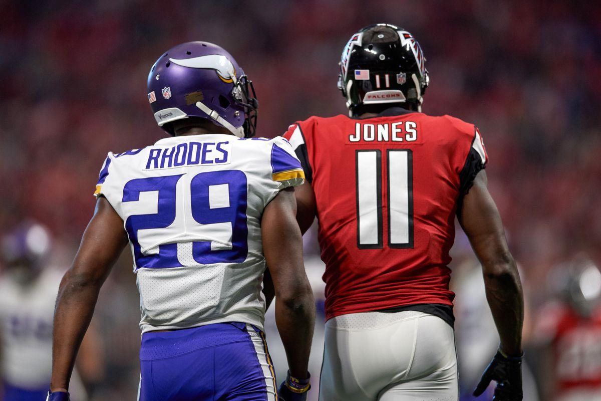 NFL: DEC 03 Vikings at Falcons