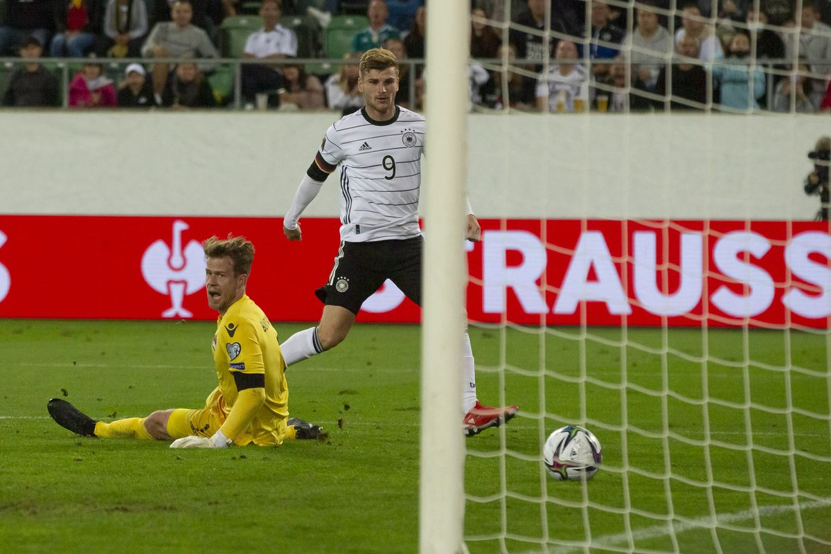 Liechtenstein v Germany - 2022 FIFA World Cup Qualifier