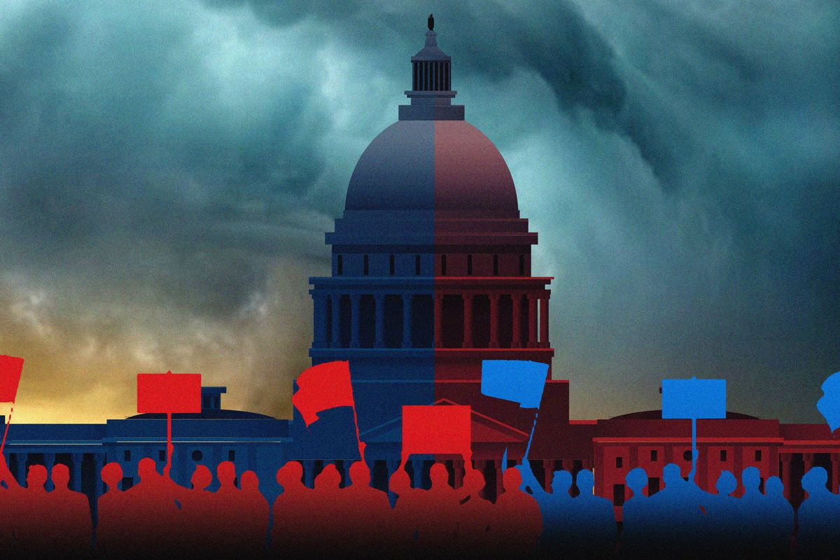 Hyperpartisanship could destroy US democracy  - Vox